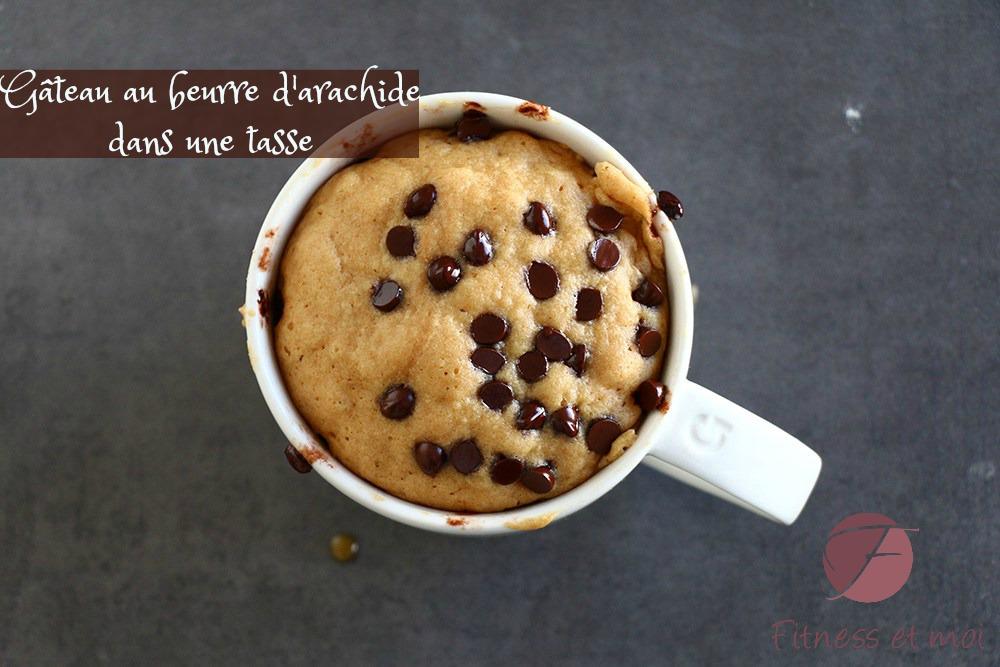 Muffins brownie sans farine fitness moi - Gateau dans une tasse ...