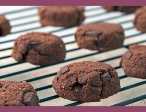 Biscuits double chocolat (Fixate)
