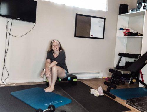 Un gym à la maison