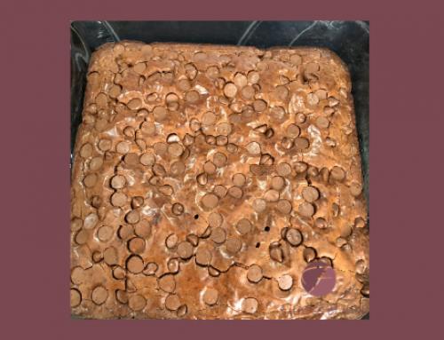 Brownies protéinés santé