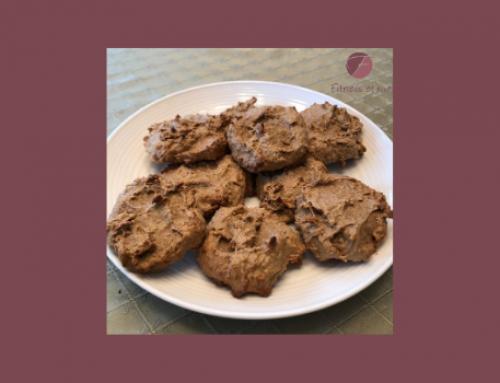 Biscuits au beurre d'arachide et à la tarte aux pommes